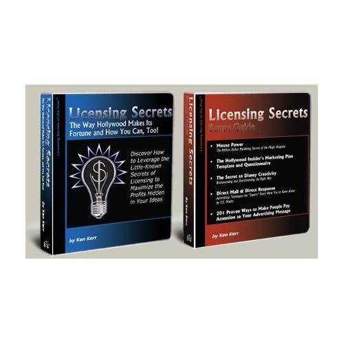 Hollywood's Licensing Secrets Revealed: Ken Kerr: Amazon