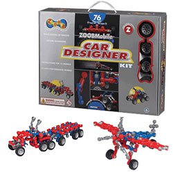 Zoob Car Designer Kit