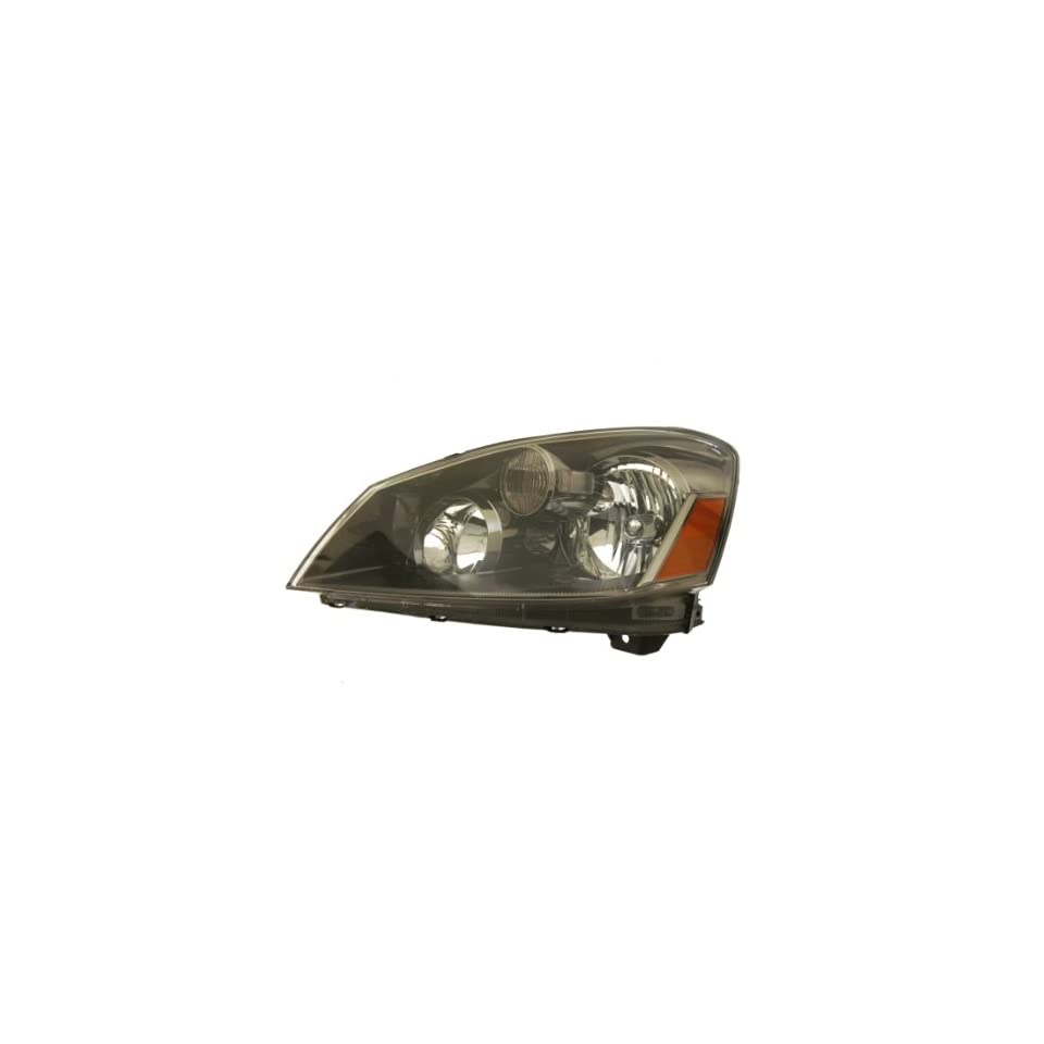 Genuine Nissan Parts 26060 ZB525 Driver Side Headlight Assembly Composite