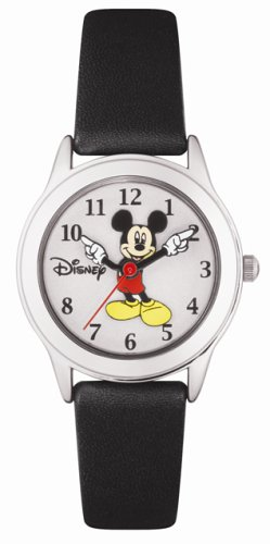 Disney Midsize Mickey Mouse Motion Hands Watch #MC0306D - Buy Disney Midsize Mickey Mouse Motion Hands Watch #MC0306D - Purchase Disney Midsize Mickey Mouse Motion Hands Watch #MC0306D (Disney, Jewelry, Categories, Watches, Men's Watches, Casual Watches, Leather Banded)