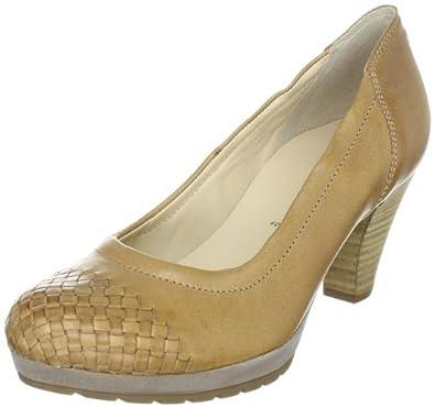 Högl shoe fashion GmbH 3-105730-10000, Damen Pumps, Beige (natur 1000), EU 43 (UK 9)