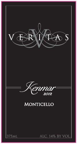 2012 Veritas Kenmar Dessert Wine 375 Ml