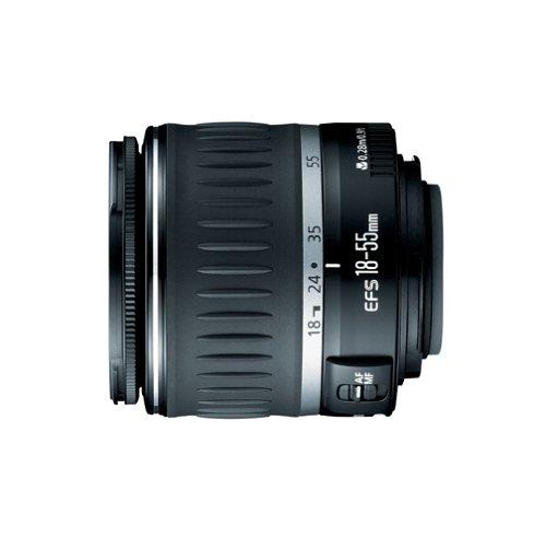 Canon EF-S 18-55mm f/3.5-5.6 USM SLR Lens for Select Digital Rebel and EOS SLRs