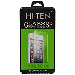 HI TEN Tempered Glass Screen Protector For MOTO G2