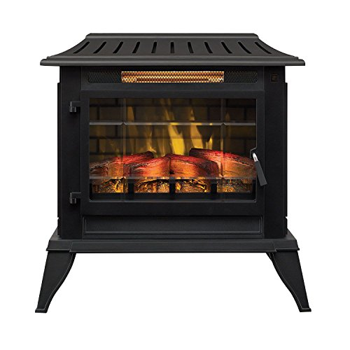 Twin-Star International Infragen 3D Electric Fireplace Stove with Safer Plug (Electric Heater Energy Star compare prices)