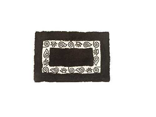 AAZEEM Cotton Door Mat  available at amazon for Rs.99