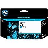 HP 72 Cyan Ink Cartridge, HP C9371A