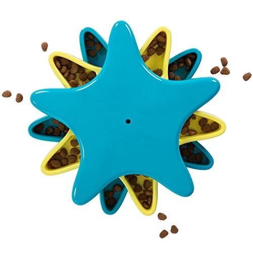 outward-hound-41005-etoile-fileur-jouet-regal-jouet-puzzle-pour-chien-grand-bleu