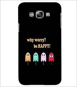 PrintDhaba Quote D-3740 Back Case Cover for SAMSUNG GALAXY A7 (Multi-Coloured)