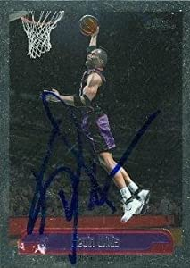 Kevin Willis Autographed Hand Signed Basketball Card (Toronto Raptors) 2000 Topps... by Hall of Fame Memorabilia