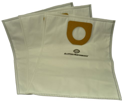 Hoover Type A, Y, Z, Cloth Disposable Vacuum Bags front-256467