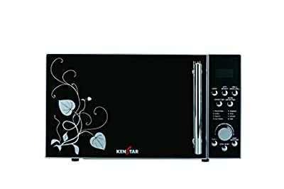 Kenstar KJ20CSL101 20-Litre Convection Microwave Oven (Silver)