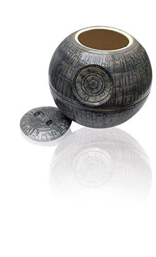 Joy Toy Death Star Contenitore Tridimensionale, Ceramica, Multicolore, 17X17X17 Cm