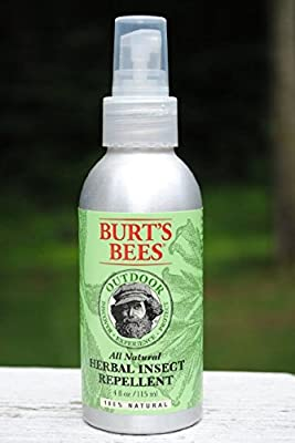 Burt's Bees: All-natural Herbal Insect Repellent, 4 Oz