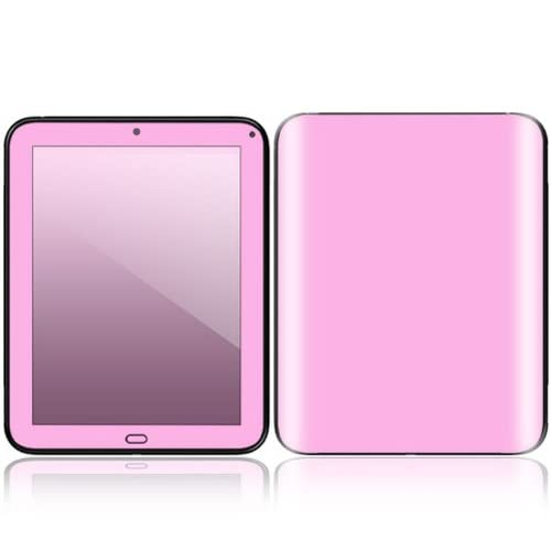 Simply Pink Design Decorative Skin Cover Decal Sticker for HP TouchPad 9.7 inch Tablet