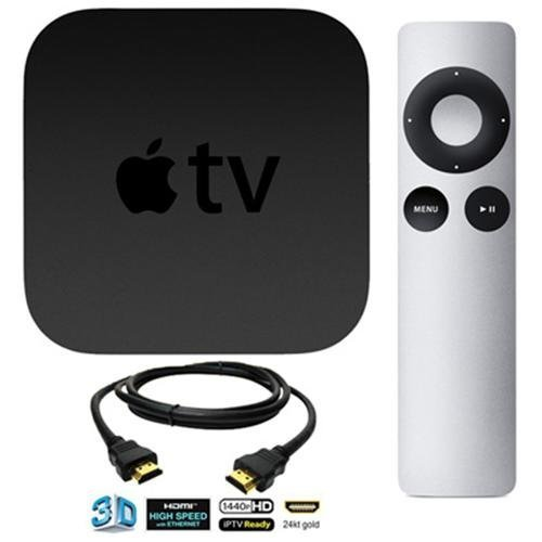 Buy Apple TV 3 (the latest 2014 version) with HDMI cable 6.5 ft + FREE BONUS SUPPORT OFFER