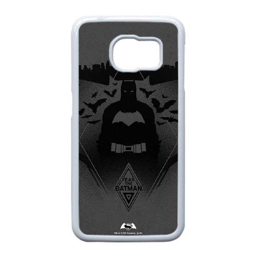 Fear The Batman 616Gqa cover samsung Galaxy S6 Cell Phone Case White Il3Tx7 Rugged Equipment Phone Cases