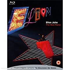 Elton John – The Red Piano (2008)