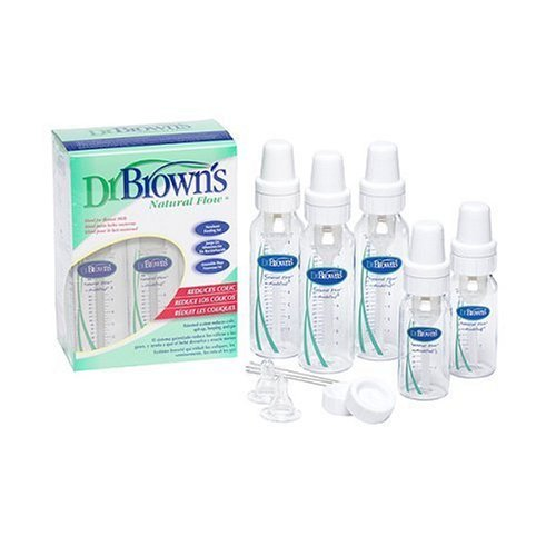 Dr. Brown's Natural Flow Newborn Feeding Set