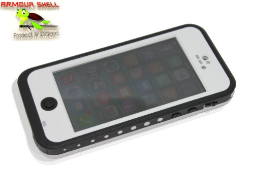 Armour Shell iPhone 5c Waterproof Cell Protective Case