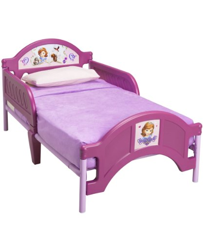 Disney Princess Toddler Bed 178233 front