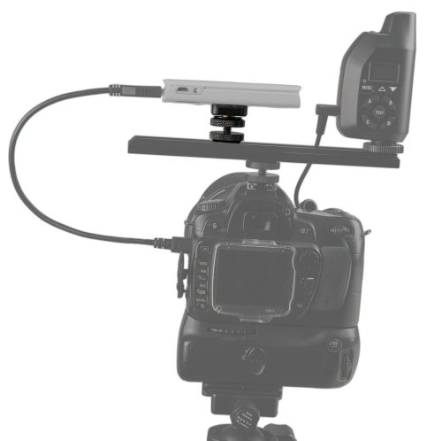 Tether Tools Rock Solid Mount Tripod Adapter With Shoe Adapter