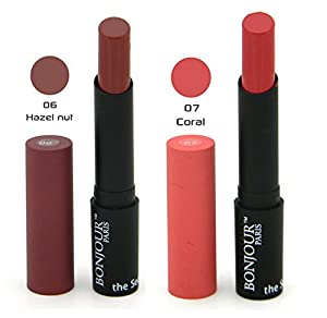 SuperMatt Lipstick By Bonjour Paris (By 1 Get 1 Free)