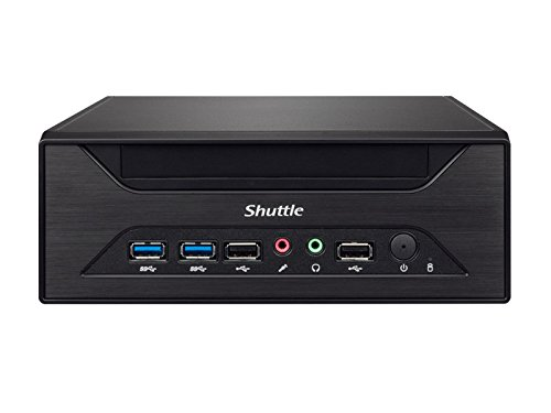 SHUTTLE PC Barebone System Components Other XH8