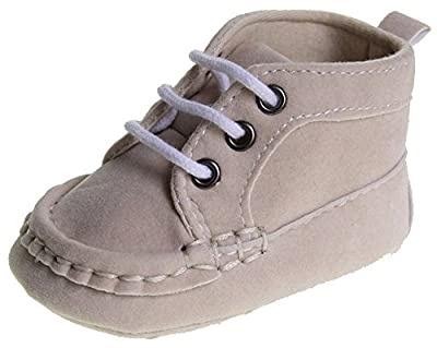Kuner Unisex Baby Warm Soft bottom Non-Slip Shoes First Walkers Shoes