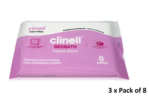 clinell-bedbath-wipes-pack-of-8-moisturising-bathing-wipes-triple-pack