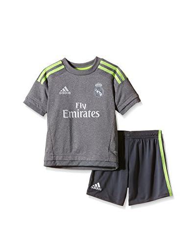 adidas Conjunto Deportivo Real Madrid Away Gris / Lima
