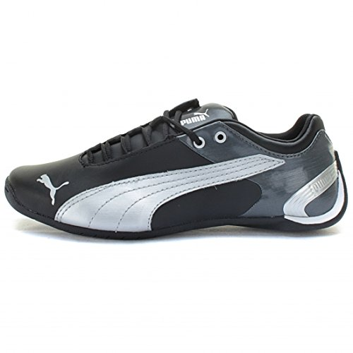 Puma Unisex Future Cat Black Casual Shoes Uk5