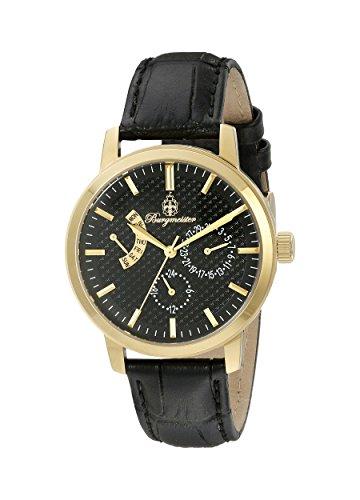 Burgmeister Reloj de mujer de cuarzo Baton Rouge, BM218-222
