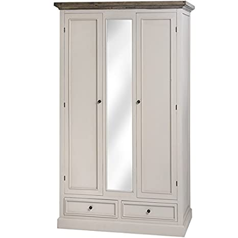 The Studley Collection 2 Drawer 2 Door Wardrobe 16237