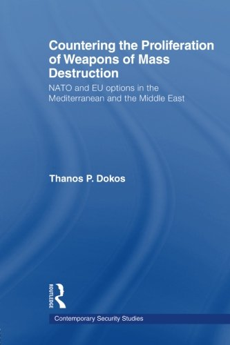 Countering the Proliferation of Weapons of Mass Destruction: NATO and Eu Options in the Mediterranean and the Middle East: Options for NATO and the EU (Contemporary Security Studies)