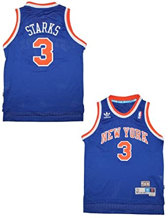 LIMITED EDITION: NBA New York Knicks Starks #3 Youth Pro Quality Jersey by NBA