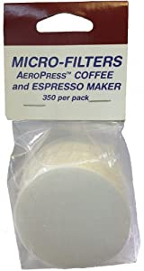 AeroPress Coffee and Espresso Maker by Aerobie