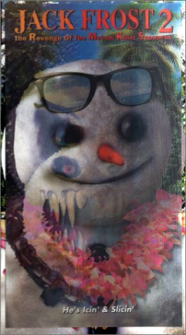 Jack Frost 2: Revenge of Mutant Killer Snow [VHS] [Import]