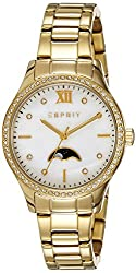 Esprit Cordelia Analog White Dial Womens Watch - ES107002005