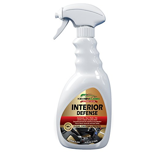 interior defense car upholstery cleaner by kevianclean best sun protection for auto dashboard. Black Bedroom Furniture Sets. Home Design Ideas