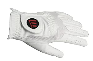 Masters Women's All Weather Glove Left Hand - White, Small