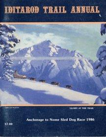 Iditarod Trail Annual 1986
