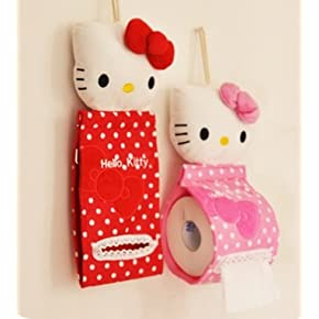 Hello Kitty Bathroom Decor Ideas A bright cheerful theme