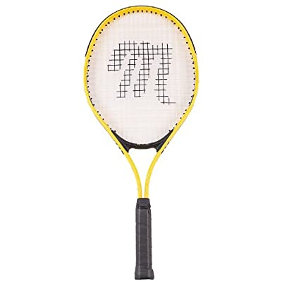 Markwort Swing Away Youth Tennis Racquet, Size 4, Youth/Yellow