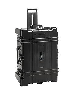B&W International 1.7640/B Valise étanche pour Appareil Photo Anti-choc Type 78 Noir