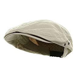 Washed Canvas Ivy Cap - Stone W11S64C