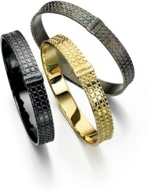 Fiorelli cool stylish and luxury! Bangle 3 book set women's [parallel import goods]
