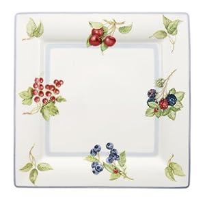 Villeroy & Boch Cottage Assiette plate carrée 27 cm