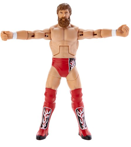 "WWE Super Strikers 6"" Daniel Bryan Figure - 1"