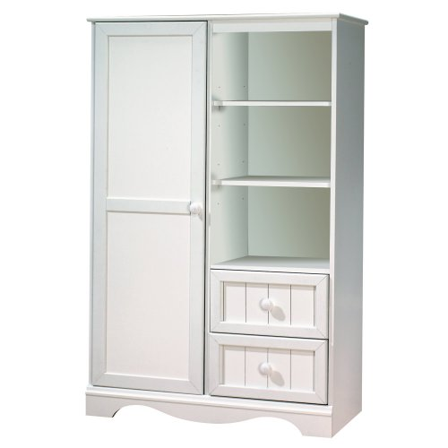 Why Should You Buy South Shore Savannah Collection Door Chest, Pure White